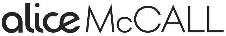 alice McCALL logo