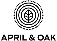 April & Oak logo