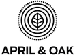 April & Oak logo