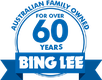 BING LEE logo