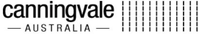 Canningvale logo