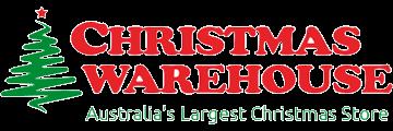 Christmas Warehouse logo