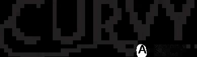Curvy logo
