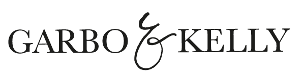 Garbo and Kelly logo