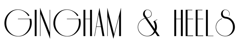 Gingham & Heels logo
