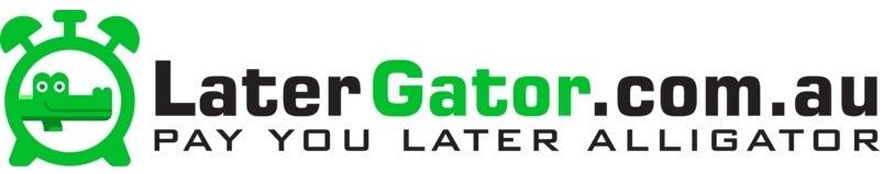 Later Gator logo
