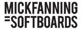 Mick Fanning Softboards logo