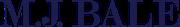 M.J. Bale logo