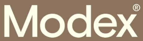 Modex Natural logo