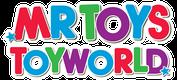 Mr Toys Toyworld logo