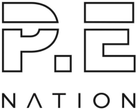 P.E Nation logo