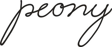 Peony Swimwear logo