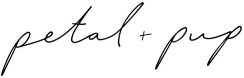 Petal & Pup logo