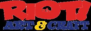 Riot Art & Craft logo