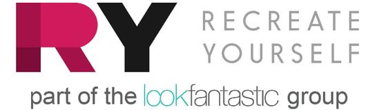 RY - Recreate Yourself logo