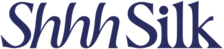Shhh Silk logo