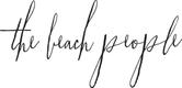 The Beach People logo