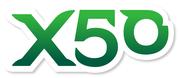 X50 Lifestyle logo