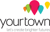 yourtown Prize Homes logo